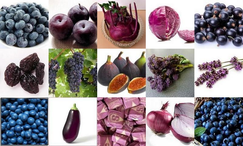 Blue-purplefoods
